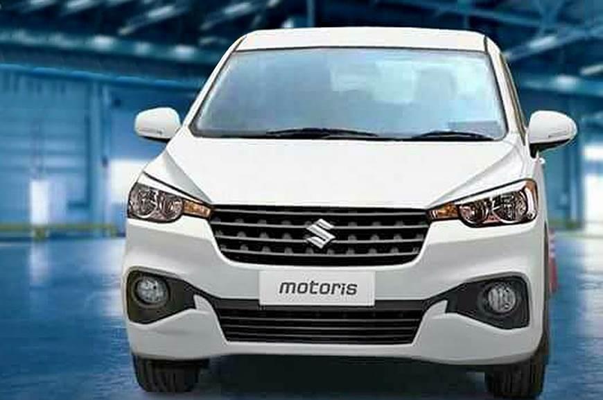 New Suzuki Ertiga global unveil on April 19, 2018