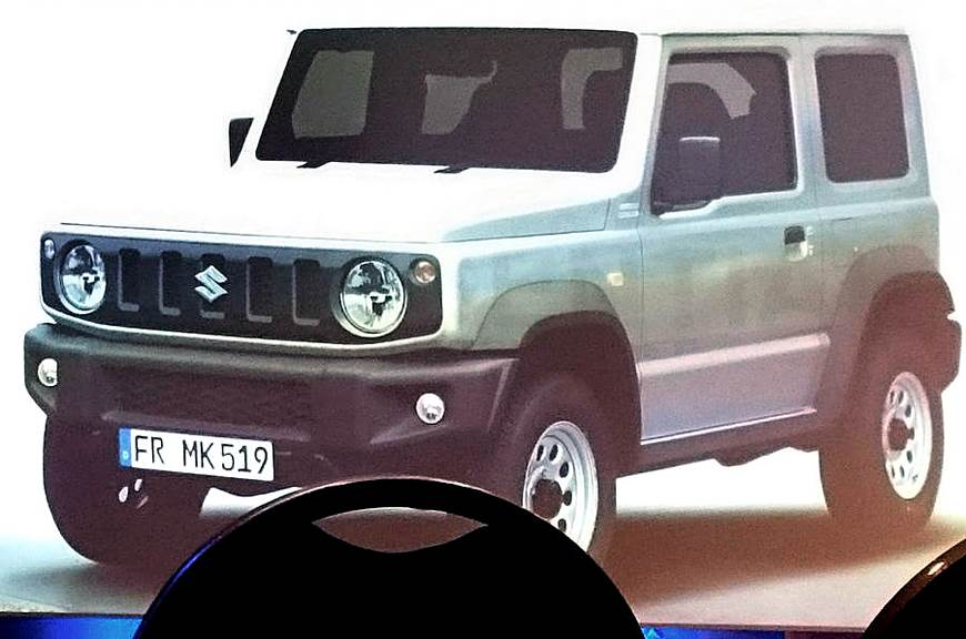 New Suzuki Jimny to be revealed this year