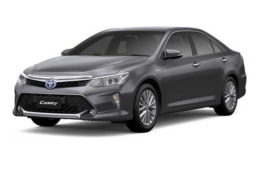 2018 Toyota Camry Hybrid launched at Rs 37.22 lakh