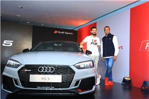 Audi RS5 launched at Rs 1.1 crore
