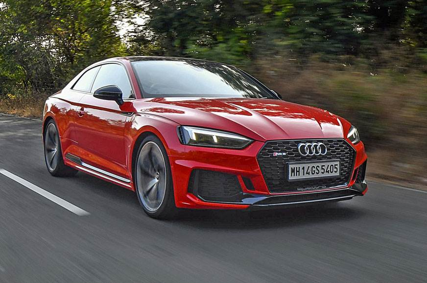 2018 Audi RS5 coupé review, test drive