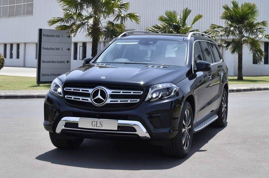 The Mercedes GLS Grand Edition that launched in India rec...