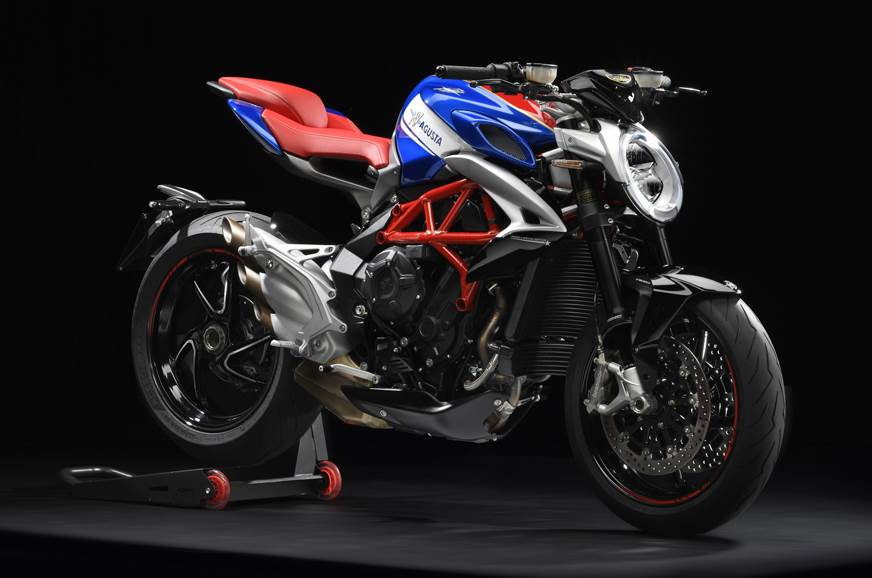 2018 MV Agusta Brutale 800 RR America revealed