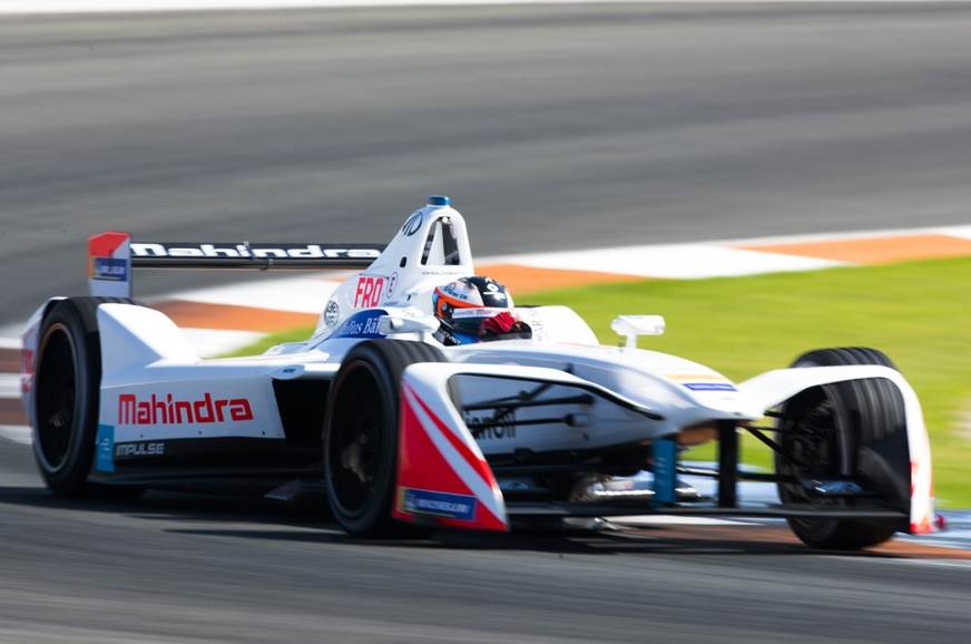Formula ePrix: Mahindra Racing to enter Paris round with 103 points