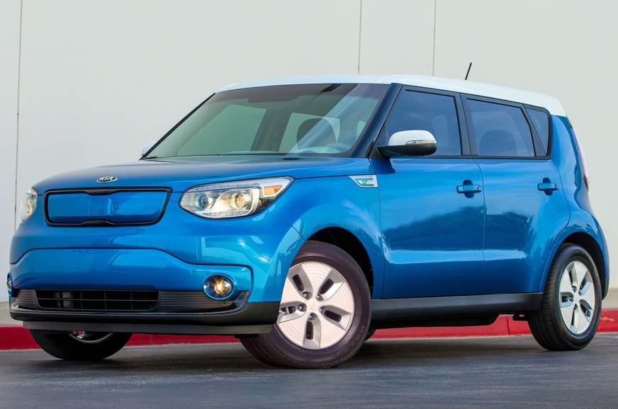 Kia develops wireless charging for Soul EV