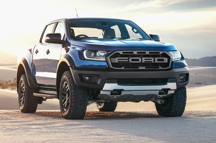 Ford Ranger Raptor details released
