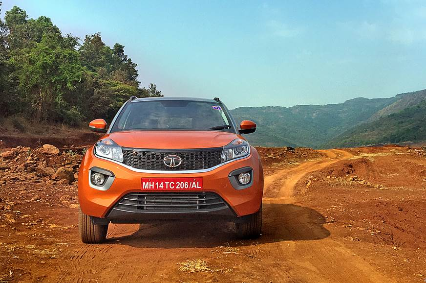 Tata Nexon is company's UV best-seller in FY2018