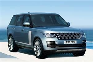 2018 Range Rover, Range Rover Sport bookings begin