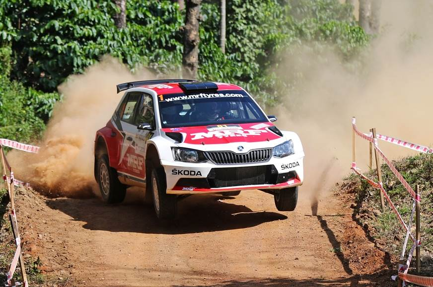 Gaurav Gill and Team MRF to compete in WRC 2