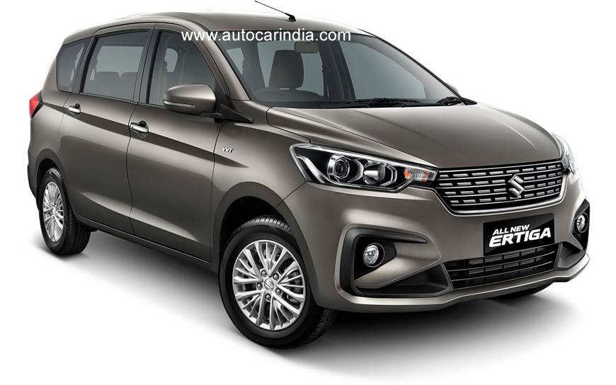 All-new Suzuki Ertiga leaked ahead of unveil