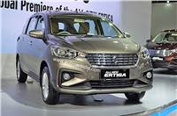India-bound Suzuki Ertiga officially revealed