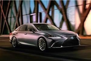New Lexus ES revealed