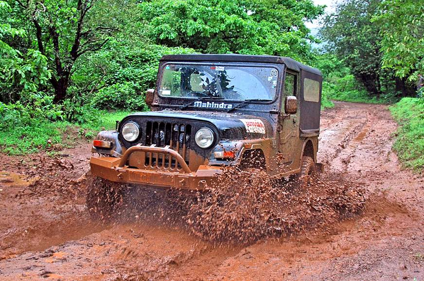 Next-gen Mahindra Thar to get all-new platform