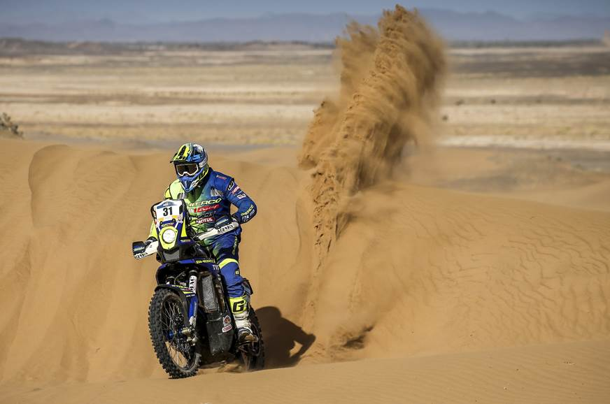2018 Merzouga Rally: Stage 3 report