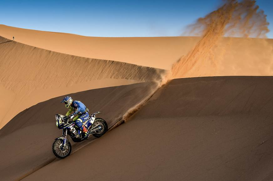 2018 Merzouga Rally - Stage 2 report