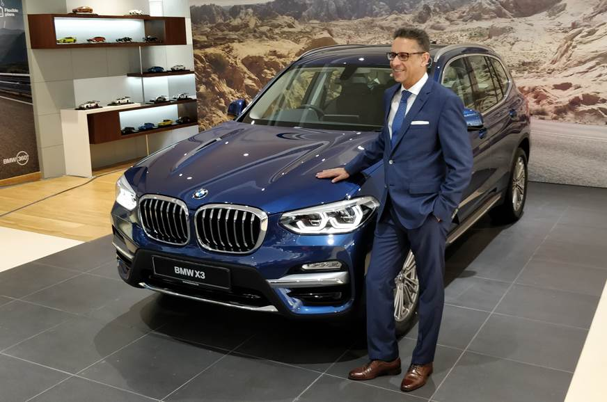 2018 BMW X3 launched at Rs 49.99 lakh