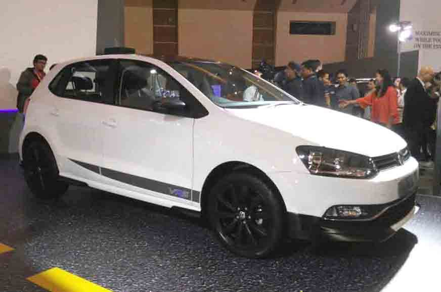 Volkswagen Polo VRS revealed