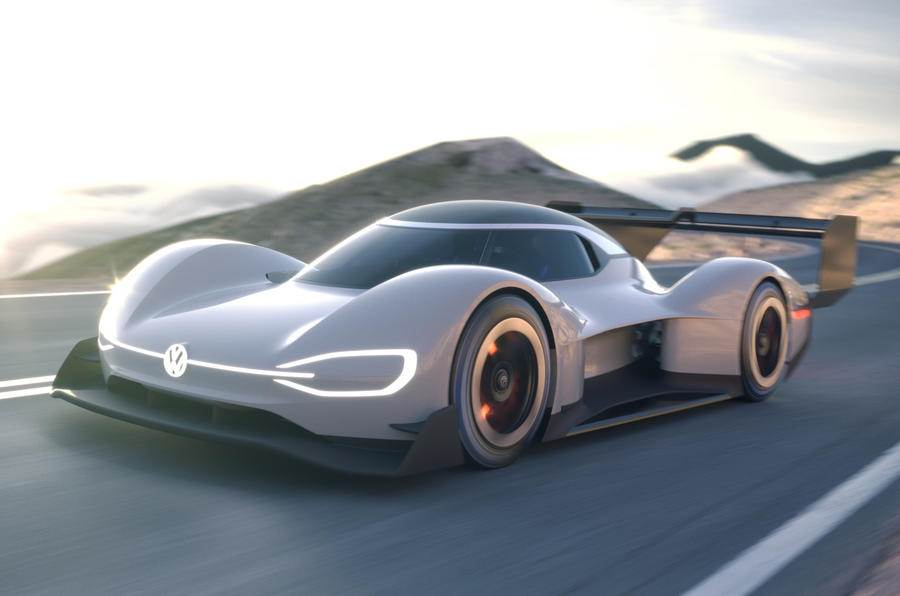 Volkswagen ID R Pikes Peak to be unveiled in France