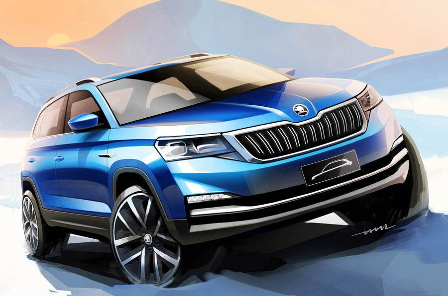 Skoda Kamiq SUV officially revealed