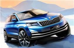 Skoda Kamiq SUV officially revealed