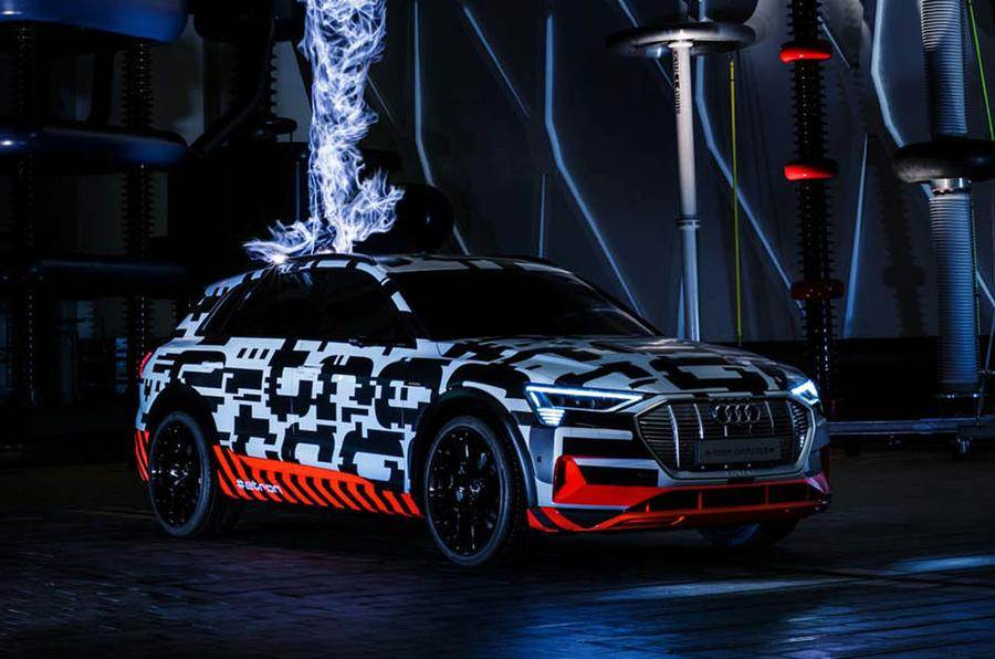 Audi E-Tron SUV tech details revealed