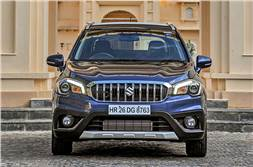 Maruti Suzuki S-Cross sees strong sales growth