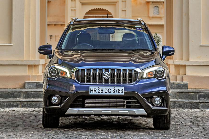 maruti suzuki s cross sees strong sales growth autocar india. Black Bedroom Furniture Sets. Home Design Ideas