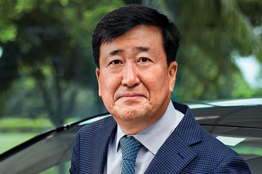 YK Koo, Managing Director & CEO, Hyundai Motor India Ltd.