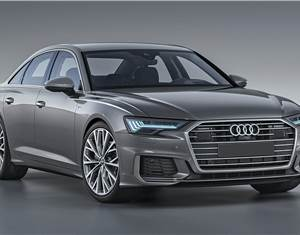 Next-gen Audi A6 to launch in early 2019