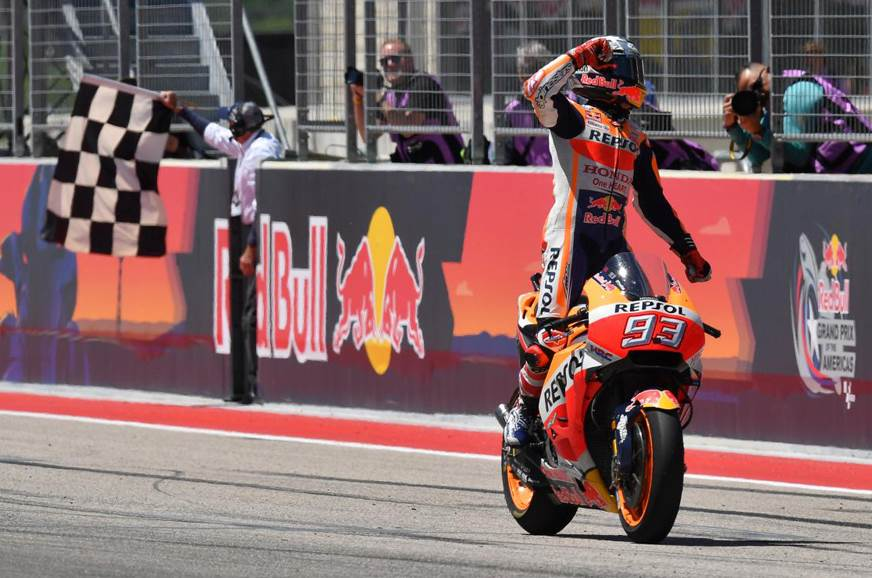 2018 Americas MotoGP - Marquez's American dominatio...