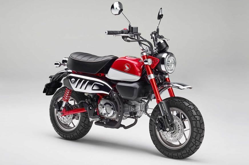 2018 Honda Monkey 125 unveiled