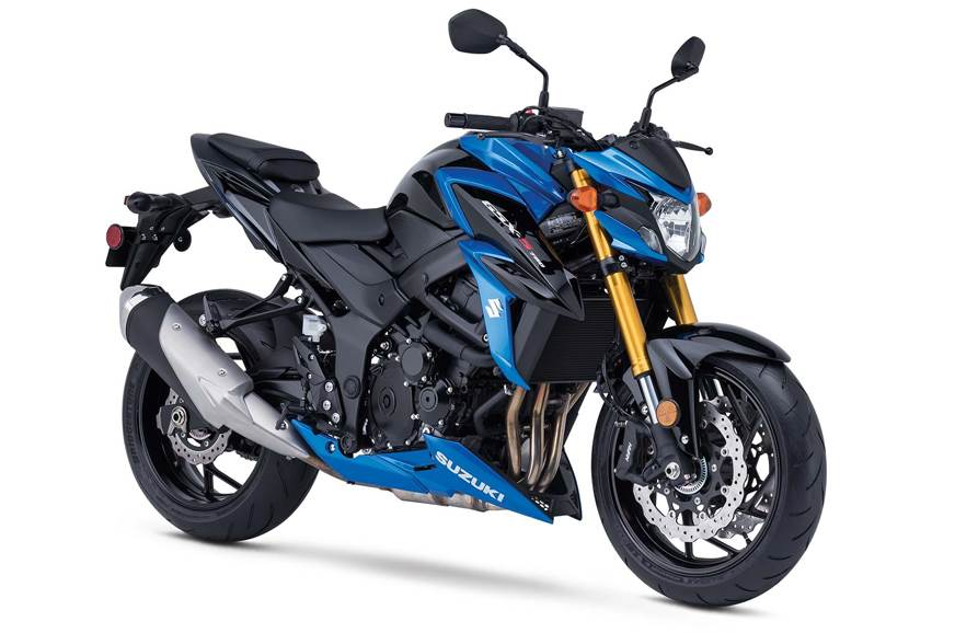2018 Suzuki GSX-S750 launched at Rs 7.45 lakh