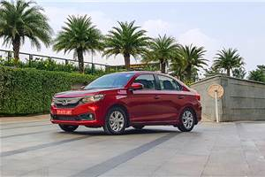 India-spec Honda Amaze details revealed
