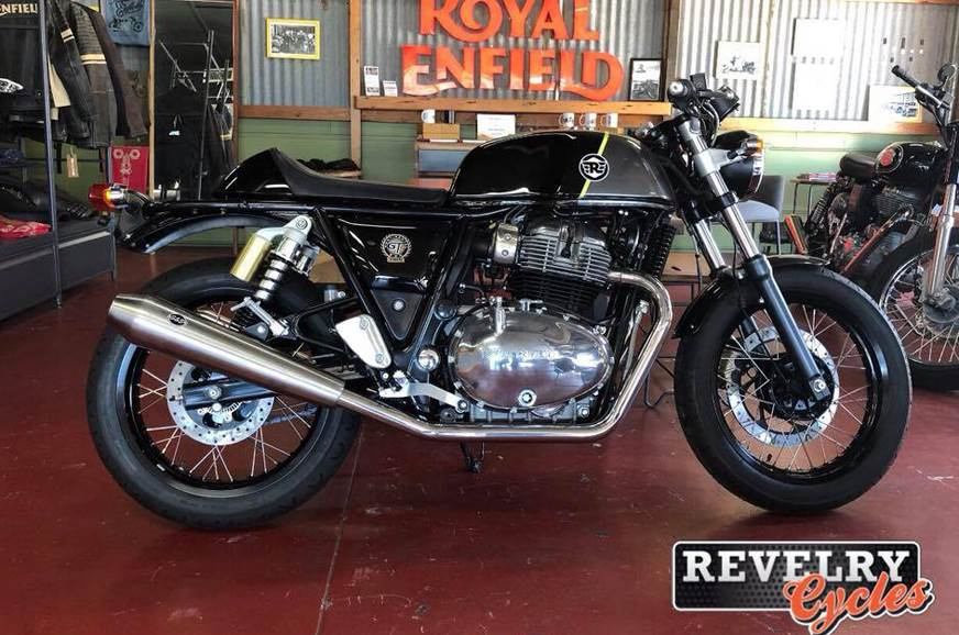 royal enfield interceptor continental gt 650 spotted in