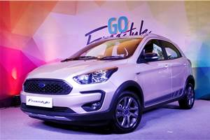 2018 Ford Freestyle launched Rs 5.09 lakh