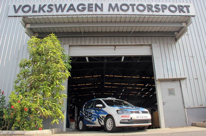 VW Motorsport India to provide cars for all three INRC categories