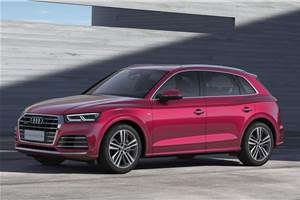 New Audi Q5L unveiled