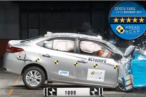 Focus on safety could be key differentiator for Toyota Yaris