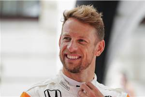 Button to make WEC debut at Le Mans