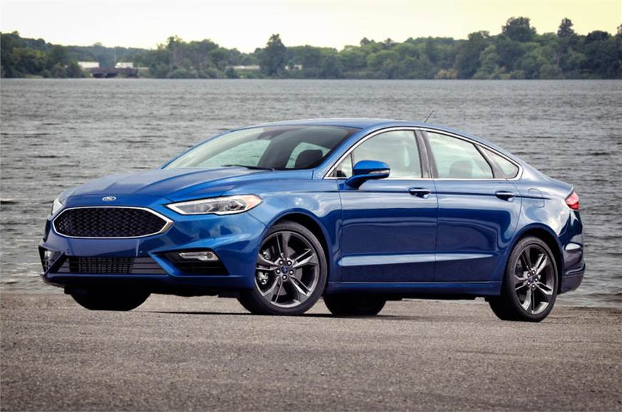 The Fusion sedan is one of the sedan models to be axed.