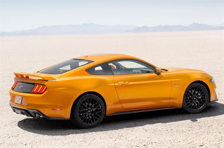 The Mustang will continue, but in hybrid form.