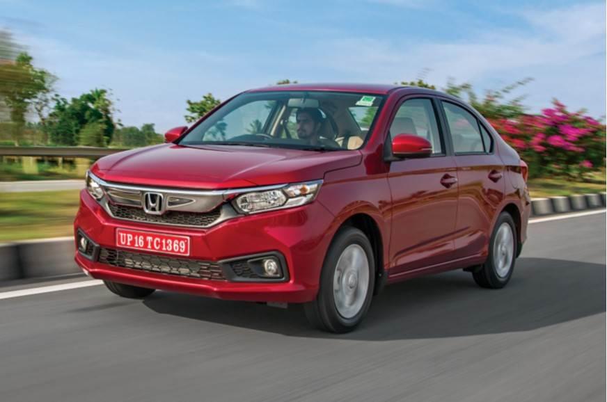 New Honda Amaze 2018 Price Review Images Specs