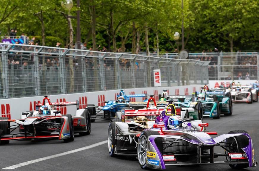2018 Formula E Paris: Vergne rules Paris