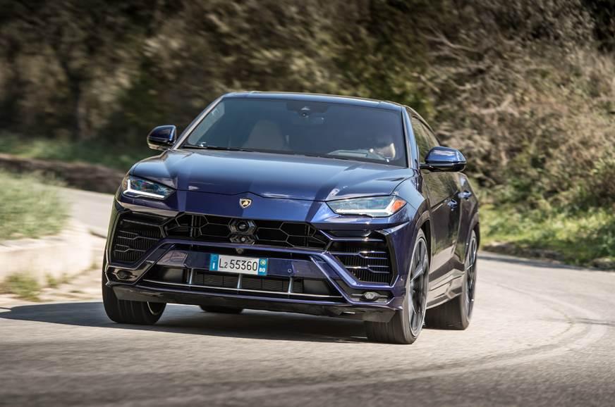 2018 Lamborghini Urus review, test drive