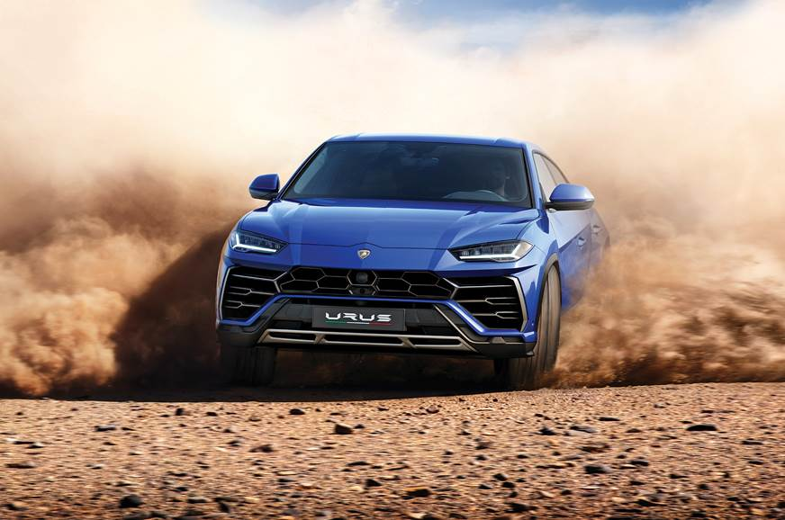 All-weather, all-road capability will get the Urus new bu...