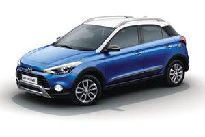 Hyundai i20 Active facelift launched at Rs 6.99 lakh