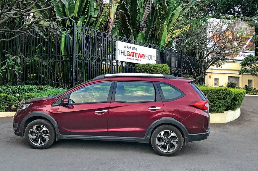 2017 Honda BR-V long term review, final report