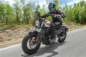2018 Harley-Davidson Forty-Eight Special review, test ride