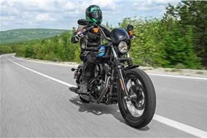 2018 Harley-Davidson Iron 1200 review, test ride