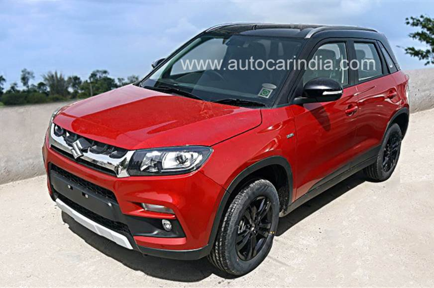 Updated Maruti Vitara Brezza Coming Soon Autocar India